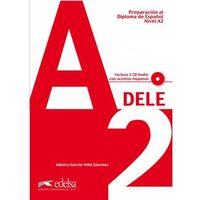 Książki do nauki języka, Preparacion al diploma de espanol nivel A2 Dele incluye Cd audio (opr. miękka)