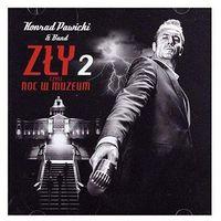 Rock, Zły 2 czyli Noc w Muzeum (CD) - Konrad Pawicki & Band