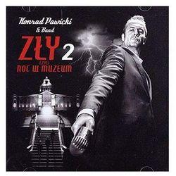 Zły 2 czyli Noc w Muzeum (CD) - Konrad Pawicki & Band
