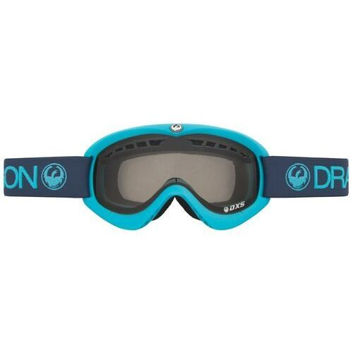 Kaski i gogle, gogle snowboardowe DRAGON - Dxs Ultramarine (Smoke) (614)