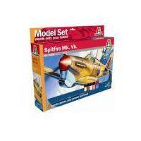 Pozostałe zabawki, Italeri ITALERI Model set 'home play' Spitfire