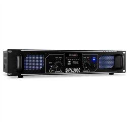 Skytec SPL-2000 Wzmacniacz Hi-Fi/PA 5600W, USB-SD, MP3