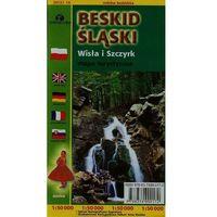 Mapy i atlasy turystyczne, Beskid Śląski Wisła i Szczyrk Mapa turystyczna 1: 50 000 (opr. broszurowa)