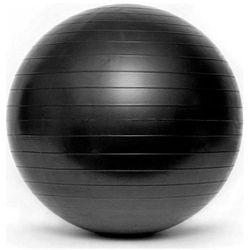 Piłka gimnastyczna SMJ Sport 85cm czarna