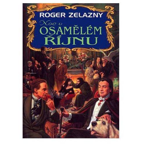 Pozostałe książki, Noc v osamělém říjnu Roger Zelazny