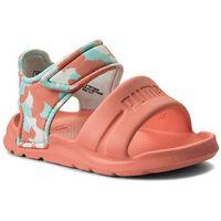 Sandały dziecięce, Sandały PUMA - Wild Sandal Injex Camo Inf 365082 03 Soft Fluo Peach/Puma White