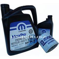 Oleje silnikowe, Oryginalny MOPAR filtr oraz mineralny olej 5W30 Dodge Ram 1500 4,7 V8 -2008