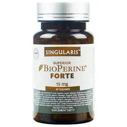 SINGULARIS Bioperine Forte 15mg Superior x 60 kapsułek
