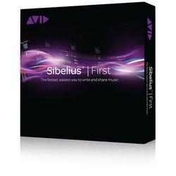 Sibelius First 8 program do edycji nut Płacąc przelewem przesyłka gratis!
