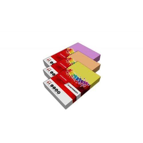 Papiery i folie do drukarek, Papier Kolorowy Emerson Pastelowy A4, 80 G/M2, Ryza 500 Ark. Jasnozielony