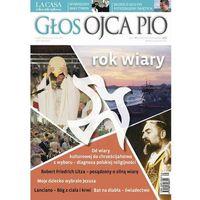 Przewodniki turystyczne, Głos Ojca Pio nr 5 (77) wrzesień/październik 2012 - praca zbiorowa - ebook