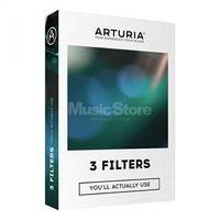 Pozostały sprzęt estradowy, Arturia 3 Filters oprogramowanie muzyczne