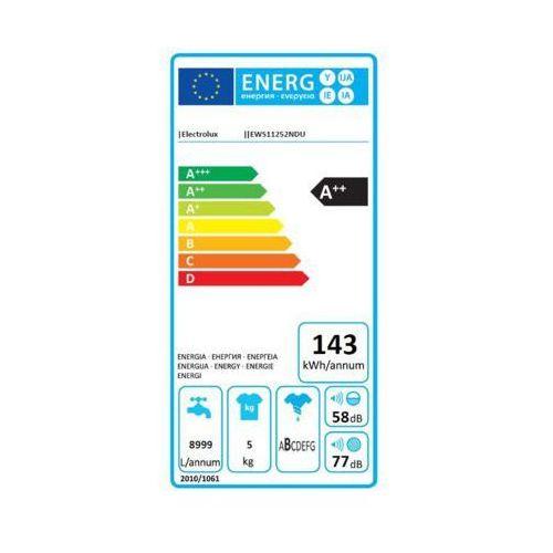 Pralki, Electrolux EWS11252NDU