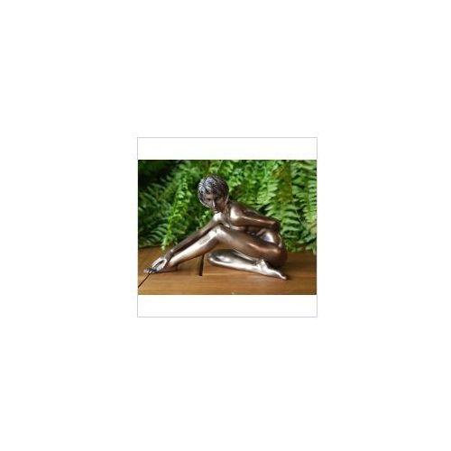 Rzeźby i figurki, AKT- NAGA SIEDZĄCA KOBIETA VERONESE (WU75297A1)