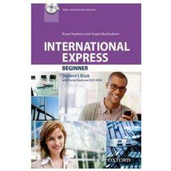 International Express: Beginner: Student's Book Pack (opr. miękka)