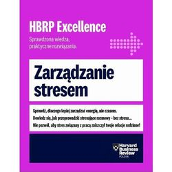 """HBRP Excellence """"Zarządzanie stresem"""". Darmowy odbiór w niemal 100 księgarniach!"""