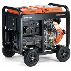 Agregat prądotwórczy DAEWOO DDAE 9000XE 6,3kW diesel