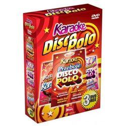 Karaoke Disco Polo (3 DVD BOX)