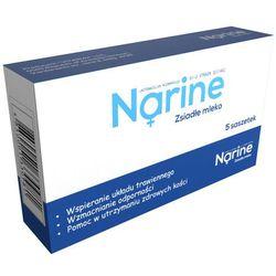 Zsiadłe mleko +N żywe kultury bakterii probiotyk 5 saszetek Narine