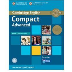 Compact Advanced. Podręcznik z Kluczem + CD-ROM + CD (opr. miękka)