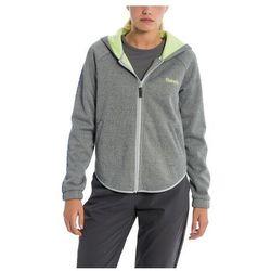 bluza BENCH - Big Gauge Knit Light Grey Marl (MA1105) rozmiar: S