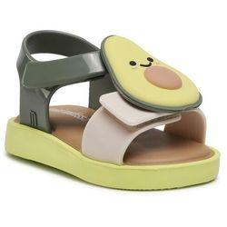 Sandały MELISSA - Mini Melissa Jump Fruitland Bb 33239 Yellow/Green/Beige 52041