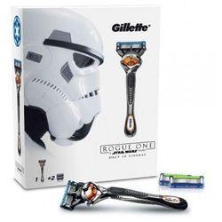 Gillette Rogue One Star Wars. Maszynka do golenia i wymienne ostrza 2 sztuki - Gillette DARMOWA DOSTAWA KIOSK RUCHU