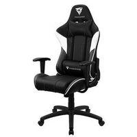 Fotele dla graczy, Fotel gamingowy Aerocool EC3 AERO-EC3-BW (kolor czarno-biały)
