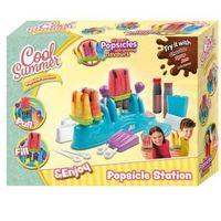 Kreatywne dla dzieci, PULL POPS Zestaw fabryka lodów