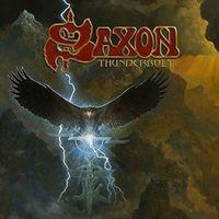 Pozostała muzyka rozrywkowa, THUNDERBOLT (2LP+CD) - Saxon (Płyta winylowa)