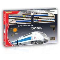 Pozostałe samochody i pojazdy dla dzieci, Zestaw Startowy: TGV POS