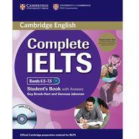 Książki do nauki języka, Complete IELTS Bands 6.5-7.5. Podręcznik z Kluczem + CD-ROM + CD (opr. miękka)