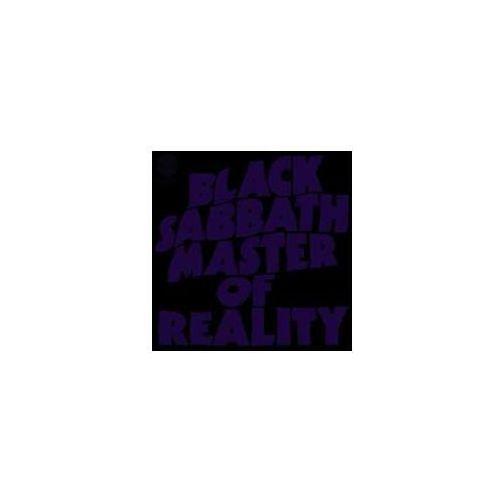 Pozostała muzyka rozrywkowa, LP MASTER OF REALITY LP+CD - Black Sabbath