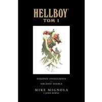 Komiksy, Hellboy. Nasienie zniszczenia, Obudzić diabła. T.1 (opr. twarda)