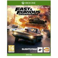 Gry na Xbox One, Fast & Furious Crossroads Gra xbox one CENEGA