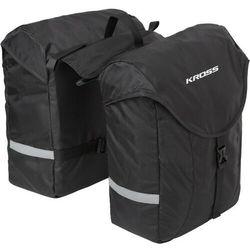 Sakwa na bagażnik KROSS ROAMER REAR BAG czarna