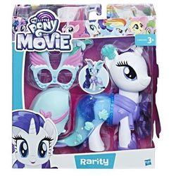 My little Pony, Kucykowe damy Rarity - Hasbro