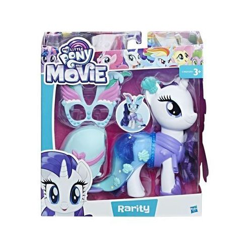 Figurki i postacie, My little Pony, Kucykowe damy Rarity - Hasbro