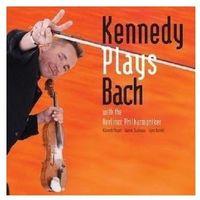 Pozostała muzyka poważna, Violin Concertos A Min / E/concerto For - Berlin Philharmonic Orchestra, Kennedy