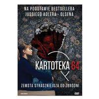 Thrillery, Kartoteka 64. Darmowy odbiór w niemal 100 księgarniach!