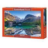 Puzzle, Puzzle Lake OHara, Canada 1000. Darmowy odbiór w niemal 100 księgarniach!