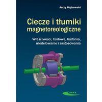 Książki o motoryzacji, Ciecze i tłumiki magnetoreologiczne (opr. skórzana)