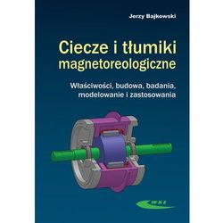 Ciecze i tłumiki magnetoreologiczne (opr. skórzana)