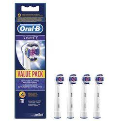 Oral-B Końcówki do szczoteczki elektrycznej 3D White 4szt (EB 18-4)