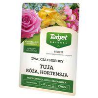 Środki na szkodniki, Preparat grzybobójczy Target Lecitec róża hortensja azalia 25 ml