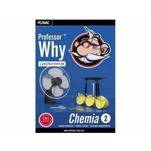 Gry na PC, Professor Why: Chemia 2 PC