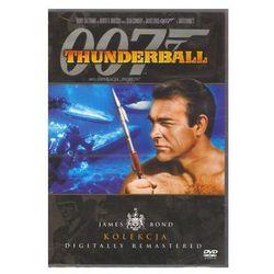 James Bond: 007 Operacja Piorun (DVD) - Terence Young DARMOWA DOSTAWA KIOSK RUCHU