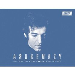 COMPLETE CONCERTO RECORDINGS (46CD + 2DVD) - Vladimir Ashkenazy (CD + DVD)