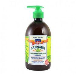 Ziołowy żel przeciwbólowy z kasztanowcem, żywokostem i konopiami 500 ml