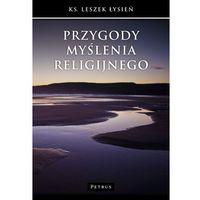 Książki religijne, Przygody myślenia religijnego - Dostawa 0 zł (opr. miękka)